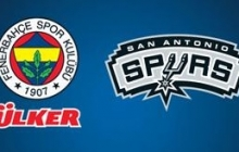 NBA Global Games 2014 Fenerbahçe Ülker - San Antonio Spurs
