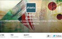 Idefix.com Twitter Karnesi