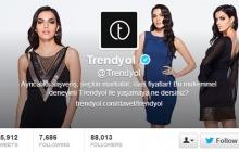 Trendyol Online Alışveriş Sitesi