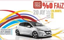Peugeot Satş Kampanyaları
