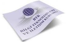 Bilgi Teknolojileri ve İletişim Kurumu Şikayet Bildirimi - BTK