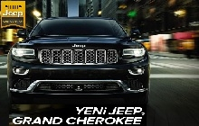 YENİ JEEP® GRAND CHEROKEE